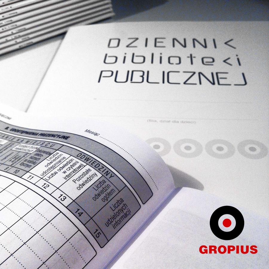 nowy dziennik biblioteki publicznej