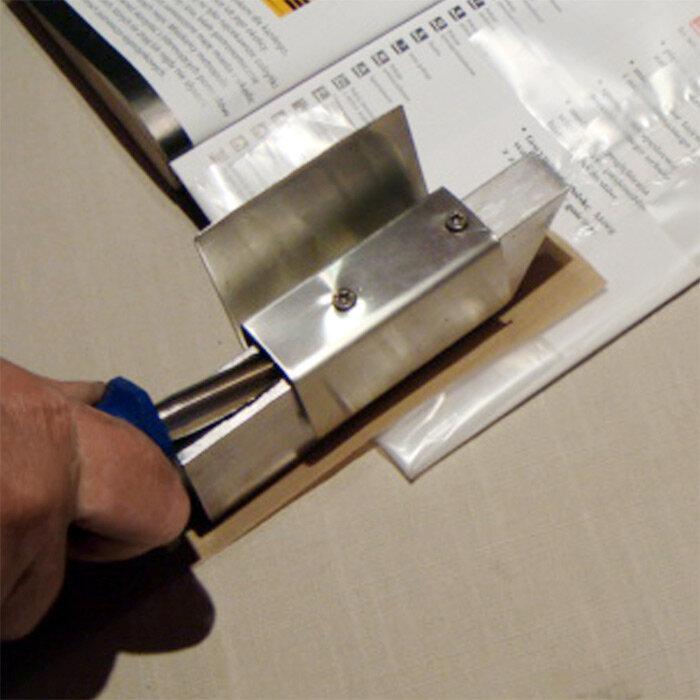 Zaktualizowano Zgrzewarka żelazkowa, ręczna do folii - hop! biblioteka GROPIUS XX39